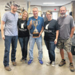 Teams enjoy annual Chamber Clay Shoot