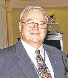 Newton named state's Masonic Grand Master