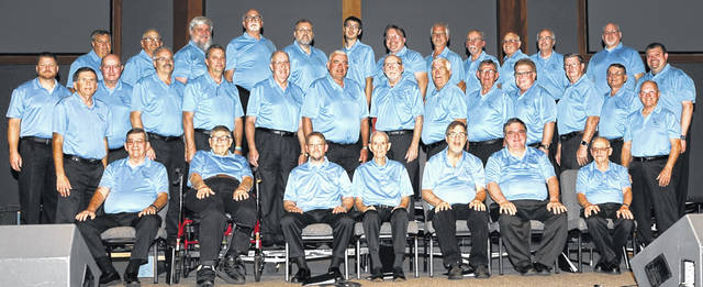 "The Unified Christian Men's Chorus will present its seventh annual Veterans Day program at 2 p.m. Sunday, Nov. 3 in the Wilmington Church of Christ. The men will be joined by the ""Boogie Woogie"" ladies' group, which is always a crowd-pleaser. This is a free concert, honoring veterans, all military and first-responders. Located at 909 W. Locust St. in Wilmington, there is plenty of parking at the back of the church. That's also where the main entrance to the church is located."
