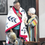 Quilt of Valor well-earned as friends gather for birthday celebration — and more