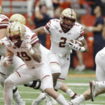STAT WATCH: BC's Dillon sets national high with 40 carries
