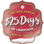 Shop Local First: Chamber giving away $1,500 as Annual $25 Days of Christmas begins Friday