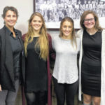 Rotary honors students of month