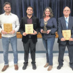 Blanchester Chamber of Commerce honors award winners