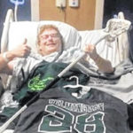 GoFundMe info for paralyzed WC lacrosse player