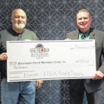 BDK donates for Blan Pool & Rec project