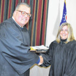 Griffith appointed magistrate of Clinton County Juvenile Court