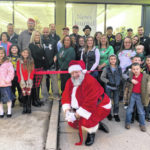 News Journal celebrates new location with chamber, Santa and friends