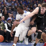 Jarron nets 19 but UC falls to No. 22 Memphis