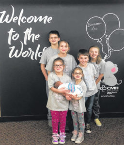 CMH welcomes first baby of 2020!