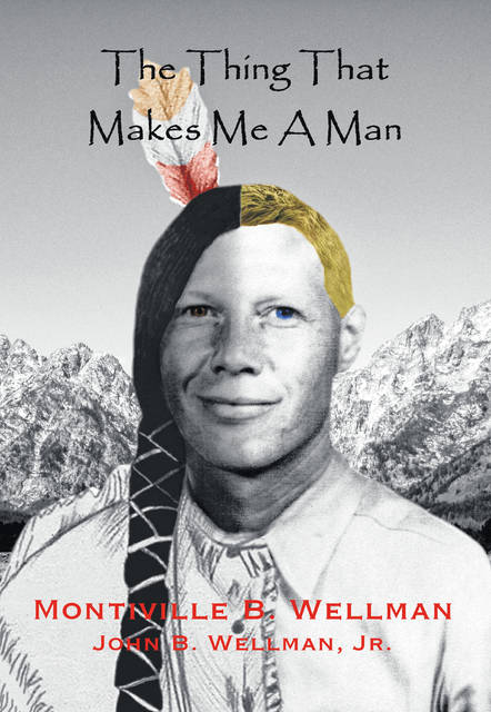 """The Thing That Makes Me a Man"" was finished 27 years later — ""a fanciful tale from Pop's mind"" weaving a story of Native Americans, time travel, and science fiction."