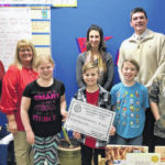 CMES student-led project receives SWMD grant