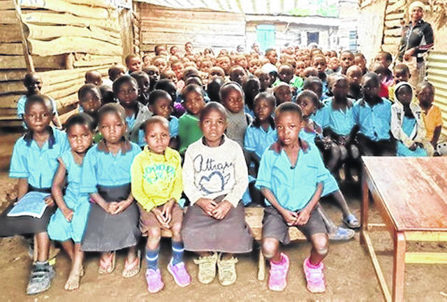 Orphans in Uganda will benefit from funds raised by CM.