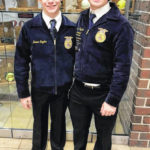 Snyders excel for Wilmington FFA