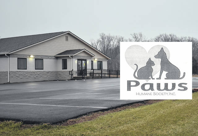 The four-year-old animal shelter facility on U.S. 68 near I-71 doesn't yet have a new sign or regular hours, but they do have a logo and, most importantly, the lights are on and animals will be helped.