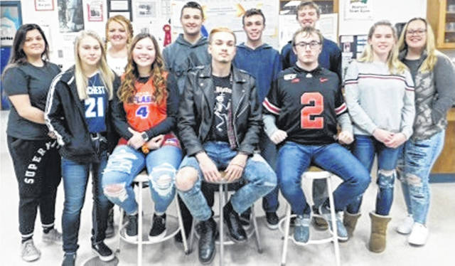 Blanchester High School students earned praise and cash awards for their STEM research projects.