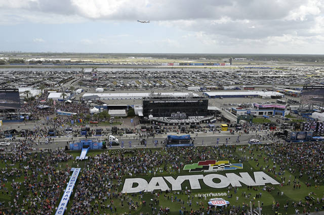 Daytona tweaks Speedweeks, moves Clash onto road course - Wilmington News  Journal