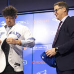 Blue Jays GM Atkins pitches idea of 7-inning doubleheaders