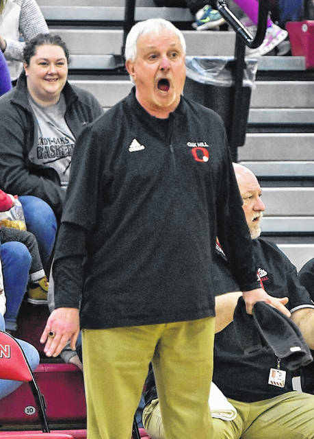 Norm Persin recently retired as Oak Hill High School boys basketball head coach, as he is third all-time on the Ohio High School Athletic Association coaching career wins list.