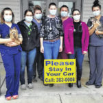 Safeguarding pets — and their persons: Need for vet care doesn't end, but methods change