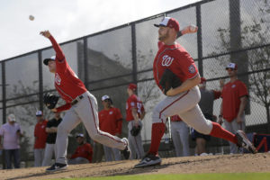 Call to arms: Compressed schedule could mean more pitchers