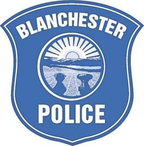 Blan man charged with domestic violence