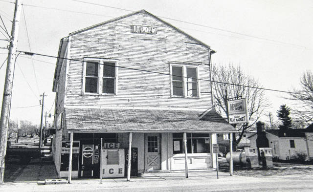"This photo is labeled, ""IOOF building & grocery in Lees Creek 3/7/87."" Can you tell us more? Share it at info@wnewsj.com. The photo is courtesy of the Clinton County Historical Society. Like this image? Reproduction copies of this photo are available by calling the History Center. For more info, visit www.clintoncountyhistory.org; follow them on Facebook @ClintonCountyHistory; or call 937-382-4684."