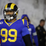 Rams' Aaron Donald: Football without fans 'wouldn't be fun'
