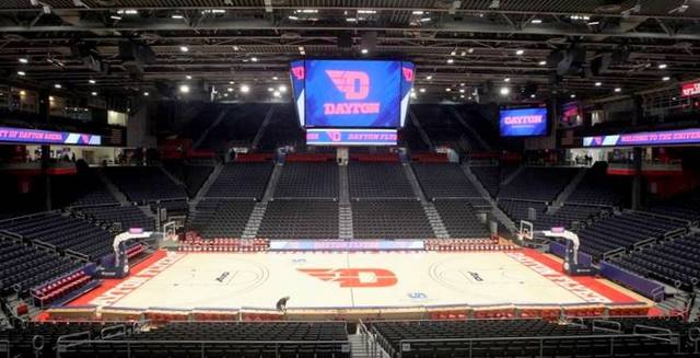 The University of Dayton Arena will host the OHSAA girls state basketball tournament beginning in 2021.