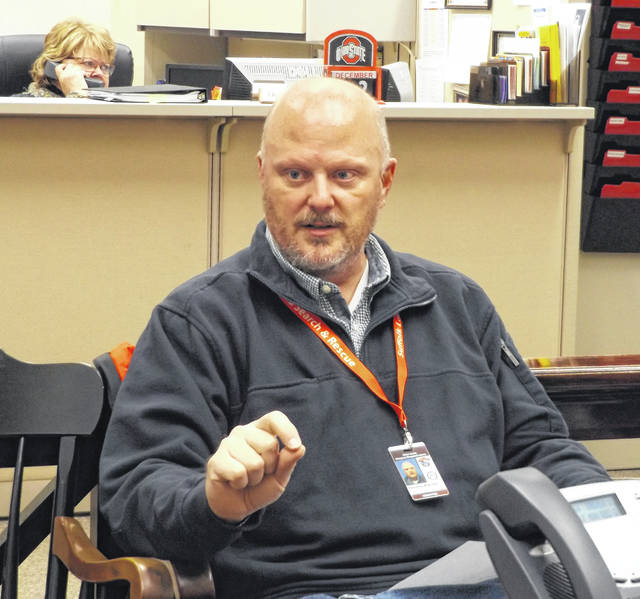 Burton Planning Services of Westerville has been chosen as the vendor partner in the imminent process to revise the Clinton County Hazard Mitigation Plan, according to Clinton County EMA Director Thomas Breckel, pictured.