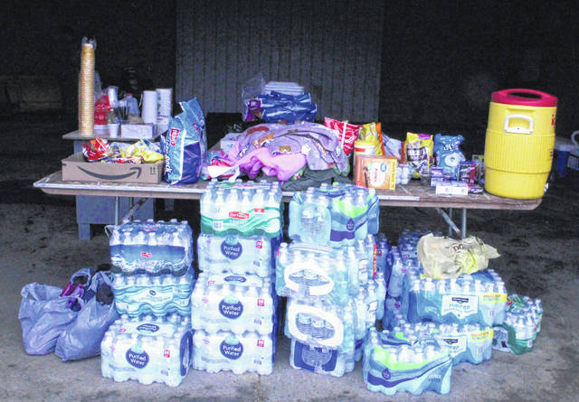 "Donations for those searching for 18-year-old Madison Bell began pouring in on Sunday night, according to Brenda Lester, a Greenfield resident keeping track of the donations. According to an administrator post in the ""Bring Maddie Bell Home"" Facebook group, the group is seeking donations to support those searching."