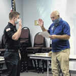 Wilmington welcomes new firefighter