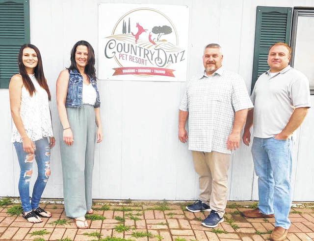 Country Dayz Pet Resort welcomes furry friends and their humans to the event on Thursday.
