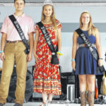 Prochnow is Clinton County Junior Fair Queen