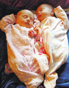 Blanchester couple welcomes twins