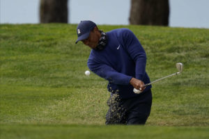 Day Turns Up Heat in Warmer-Than-Expected Round 1 of PGA