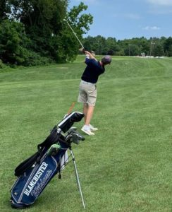 Miller's 40 tops field at Whiteoak GC
