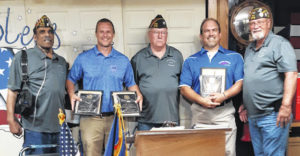 VFW Post 6710 honors locals
