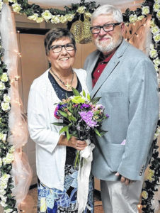 Ralph and Carol Abt celebrate 50th wedding anniversary