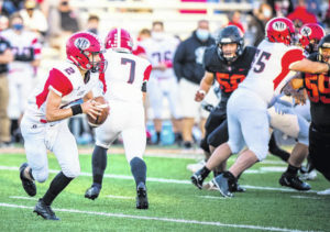 A look at SBAAC football, last week, leaders and playoffs