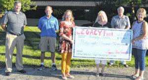 Legacy grant to Murphy Theatre will go for fire detection system