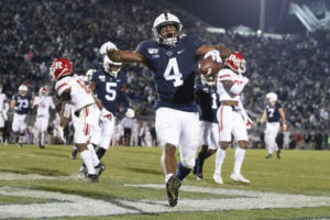 Penn State RB Journey Brown could miss season