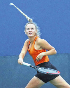 Burns set for state tennis tournament Friday