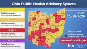 COVID-19 in Ohio: 2 days, 2 records for number of new cases reported