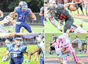 Rivals running for glory Friday night: Falcons host 'Cane, Astros host Wildcats