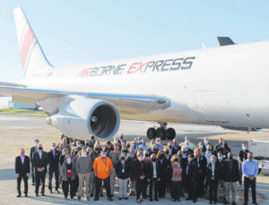 ABX Air highlights heritage to celebrate 40th anniversary