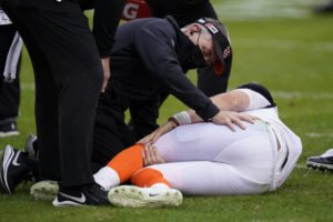 'See ya next year:' Burrow injury derails Bengals season