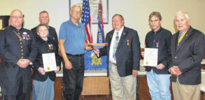 Sons of Union Veterans of Civil War elects officers