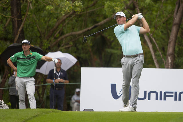Hovland wins in Mexico; Stanford takes home event in Texas