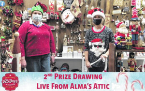 $25 Days of Christmas continues to positively impact local economy